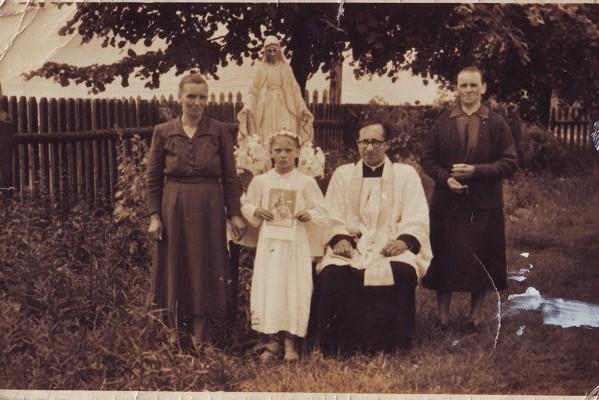 Dzieje parafii