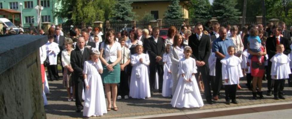 Komunikat dotyczący Pierwszej Komunii Świętej wdiecezji radomskiej