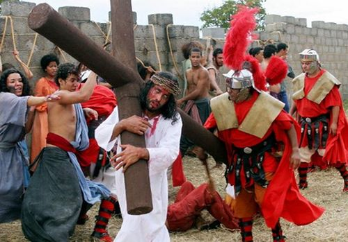 BRAZIL-GOOD FRIDAY-CHRIST