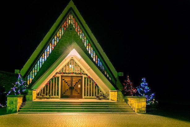 Kościół w parafia Mirów