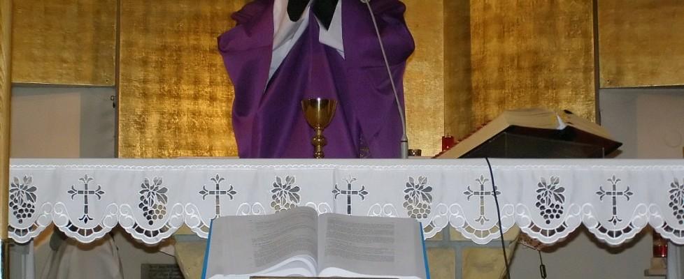 Wielki post – msza święta