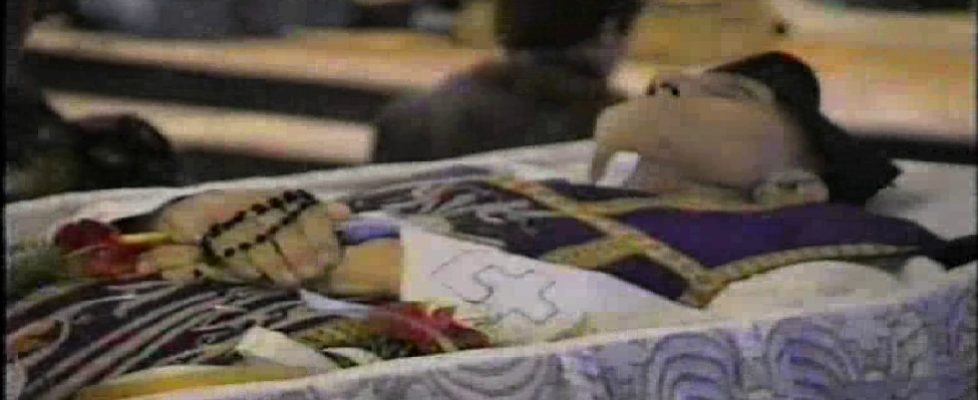 Pogrzeb ks.Bonawentury Stachury