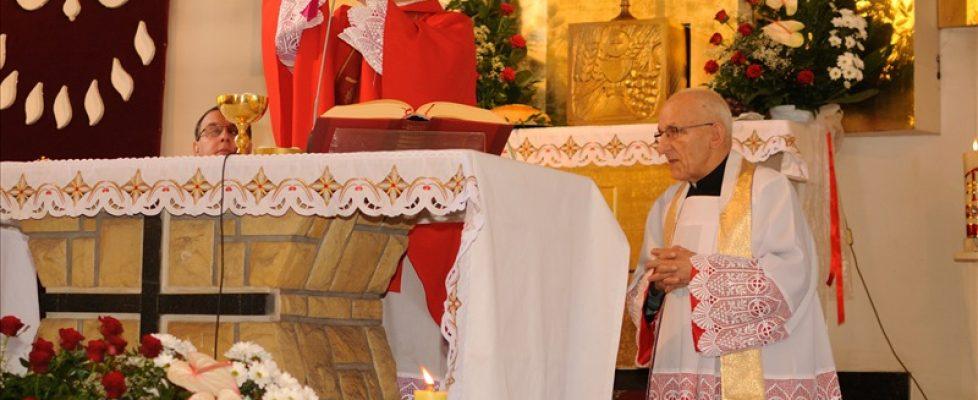 Tajemnica Eucharystii