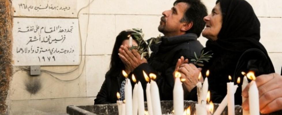 Chrześcijanie wSyrii potrzebują naszego wsparcia!