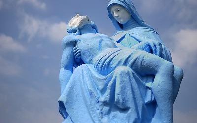 Matka Bolesna parafia mirów kościół mirów