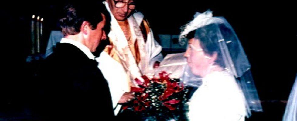 Naślubnym kobiercu