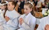 Pierwsze spotkanie zChrystusem Eucharystycznym